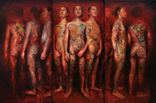Shawn Barber - Memoir: The Tattooed Portraits Series