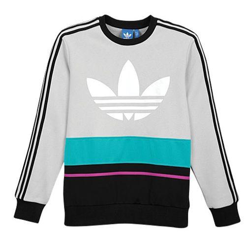 ee513fec73405 adidas Originals C90 Art Fleece - Men's $79.99 NOW : $49.99   -prints in  2019   Adidas, Addidas shirts, Adidas originals