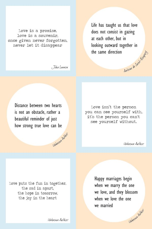 51 Best Wedding Quotes Sayings Poems Images On Pinterest
