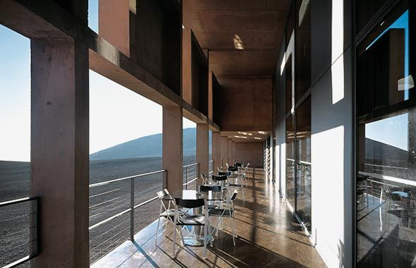 Auer Weber Architekten BDA » Projekte » ESO Hotel am Cerro Paranal
