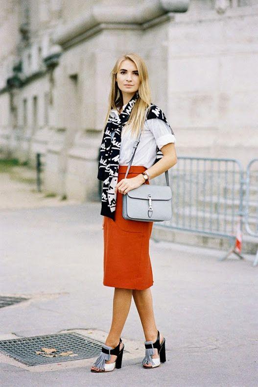 Paris Fashion Week SS 2015....Maria (via Bloglovin.com )