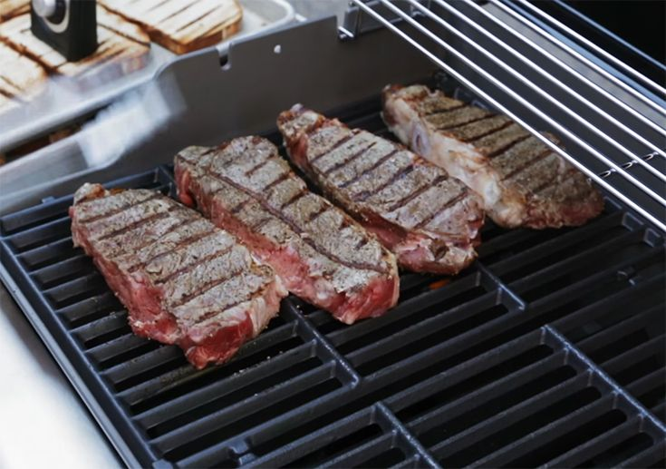 char broil performance 5 burner
