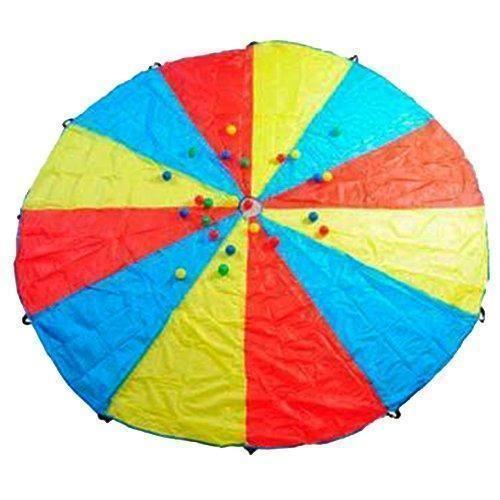 Oferta: 18.14€. Comprar Ofertas de BuitenSpeel B.V. GA133 - Juego de paracaídas con pelotas barato. ¡Mira las ofertas!