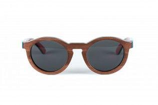 Les Lunettes en Bois - Rezin Wooden Sunglasses - TheTops Bijoux & Accessoires