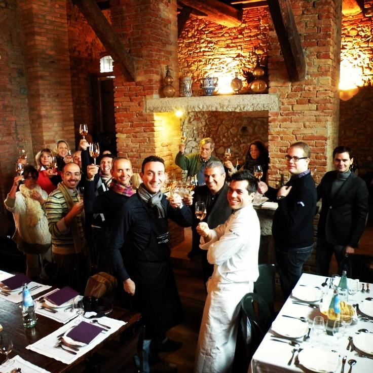 #Masters of Food & Wine - Park #Hyatt #Milano, January 2013
