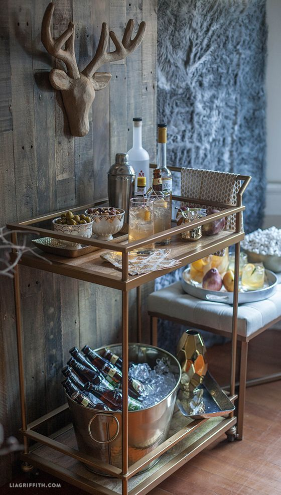Kitchen Carts Target Griddle Best 25+ Bar Trolley Ideas On Pinterest | Drinks ...