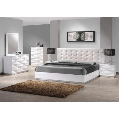 Best Look What I Found On Wayfair Modern Bedroom Set 400 x 300