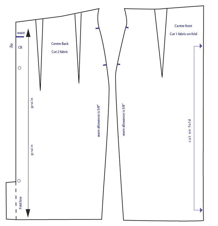 High waisted pencil skirt pattern (How to draft) from: http://marmaladekiss.blogspot.co.uk/2011/03/high-waisted-pencil-skirt-pattern.html