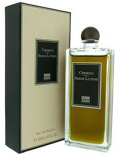 Chergui Serge Lutens for women and men     tobacco leaf, honey, iris, sandalwood, amber, musk, incense, rose and hay.