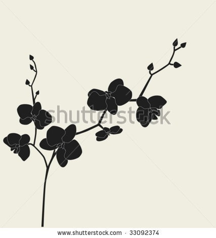 Résultats Google Recherche d'images correspondant à http://image.shutterstock.com/display_pic_with_logo/224317/224317,1246689957,2/stock-vector-orchid-branch-silhouette-vector-illustration-33092374.jpg