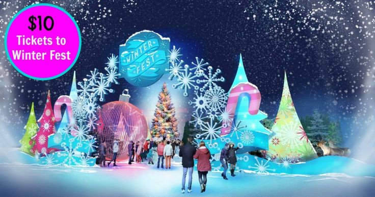 "$10 Tickets to ""Winter Fest"" at The OC Fair Event Center (Dec. 18 - Jan. 3) - SoCal Field Trips"