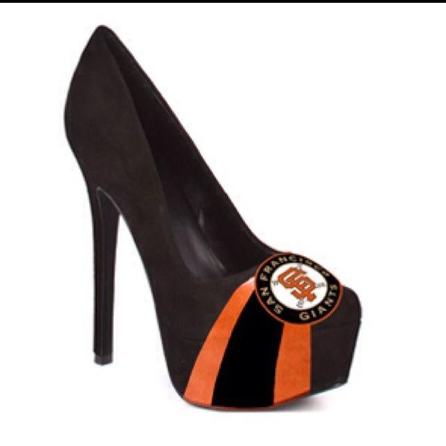 SF Giants Heels: Fashion, Giants Heels Need, Giants Heels 333, Sfgiants, Giants ️, Giants Heels I, Giants Heels Omg, Sf Giants Baseball, Giants Heels Rachelley