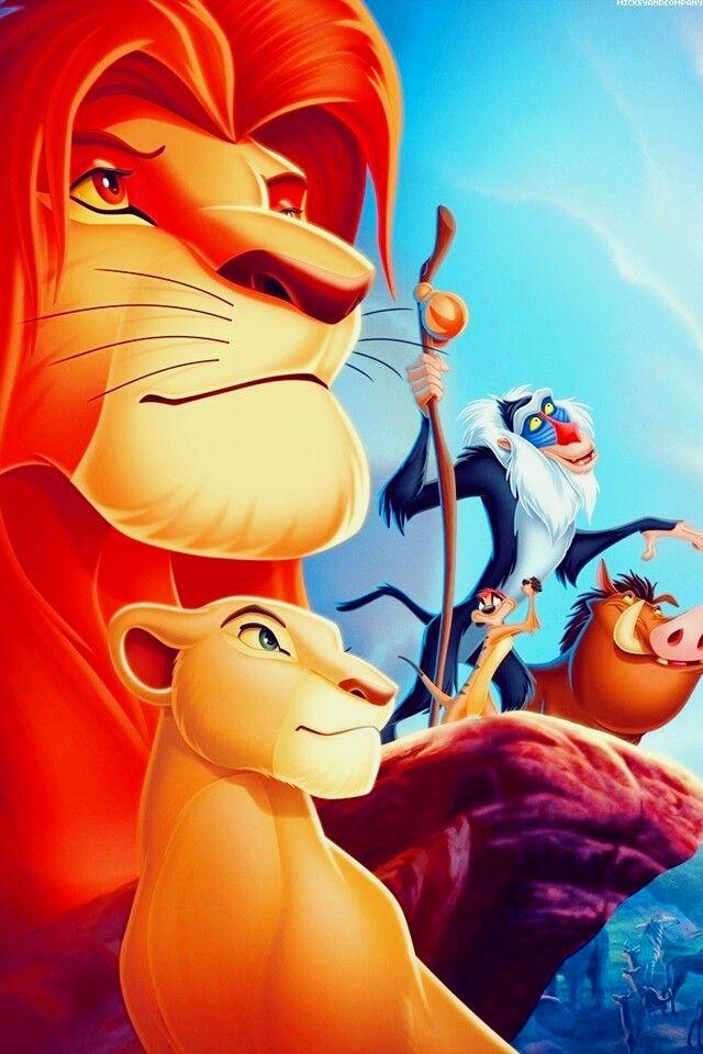Migliori immagini il re leone su pinterest