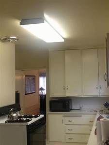 kitchen replacing kitchen fluorescent light fixtures how rh pinterest com