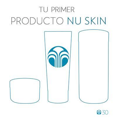 ¿Cuál fue tu primer producto Nu Skin?