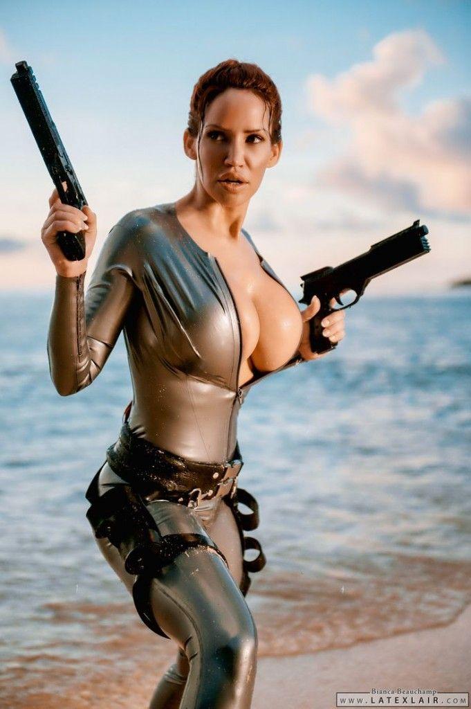 cosplay porn croft Lara