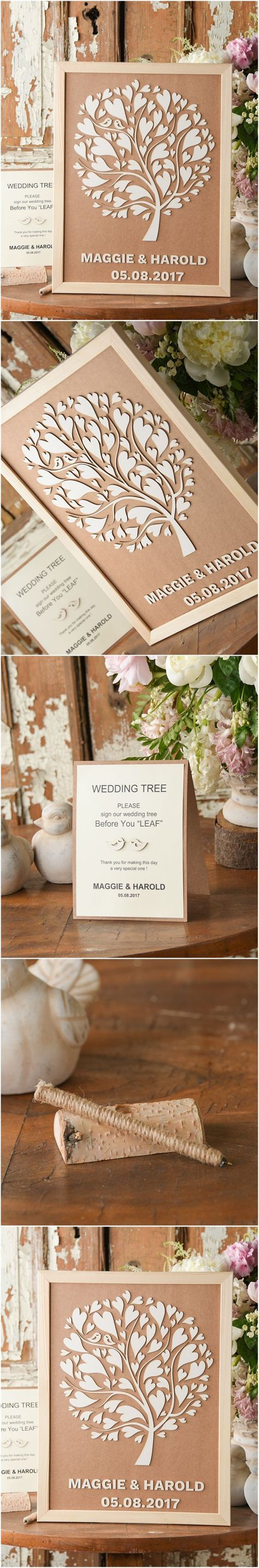 WEDDING GUEST BOOKS Alternative 32 best Outdoor