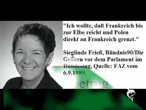 Die Grünen-Deutschlandfeindlichkeit