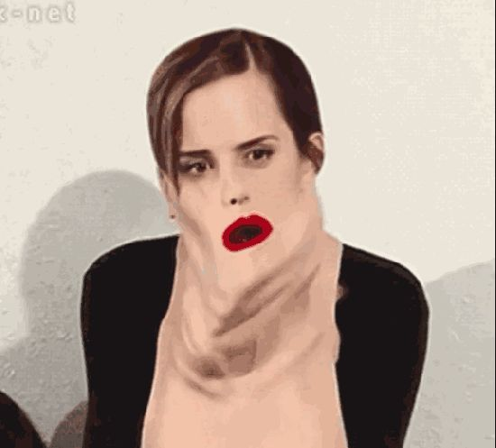 The real story behind that horrifying Emma Watson GIF: http://www.dazeddigital.com/artsandculture/article/19532/1/this-is-what-is-actually-going-on-in-that-emma-watson-sofia-vergara-gif