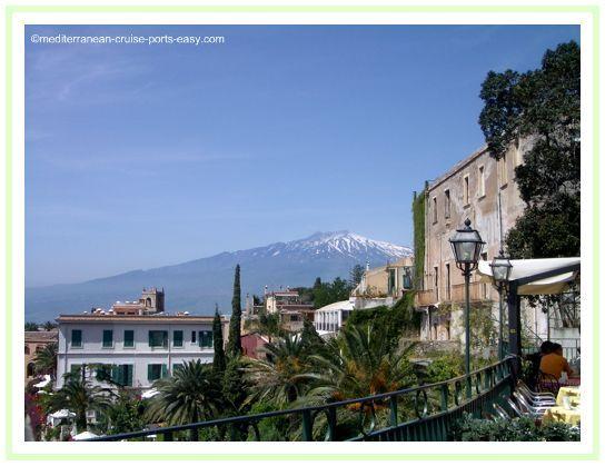 Travel to Taormina - Getting from Messina to Taormina