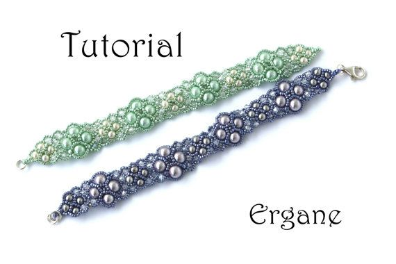 30% discount coupon for all tutorials: START30 by ErganeBeading #beaded #jewelry #tutorial