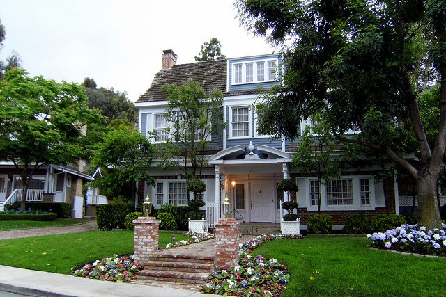 Bree's House on Desperate Housewives