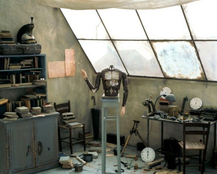 Paolo Ventura, The Automaton #06, 2010