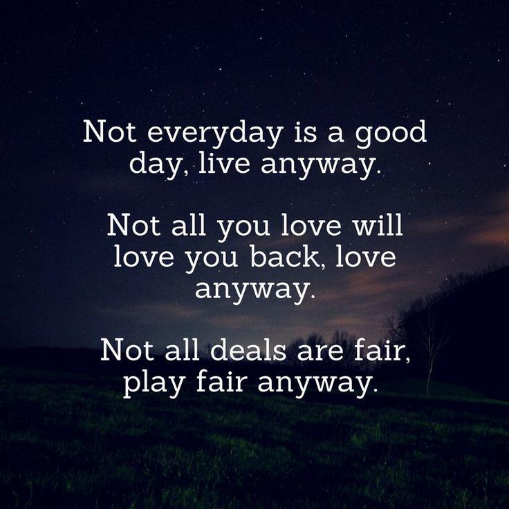 Mindful living ..