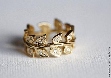 14к Бриллиантовое кольцо с лепестками,Бриллиантовое обручальное кольцо -