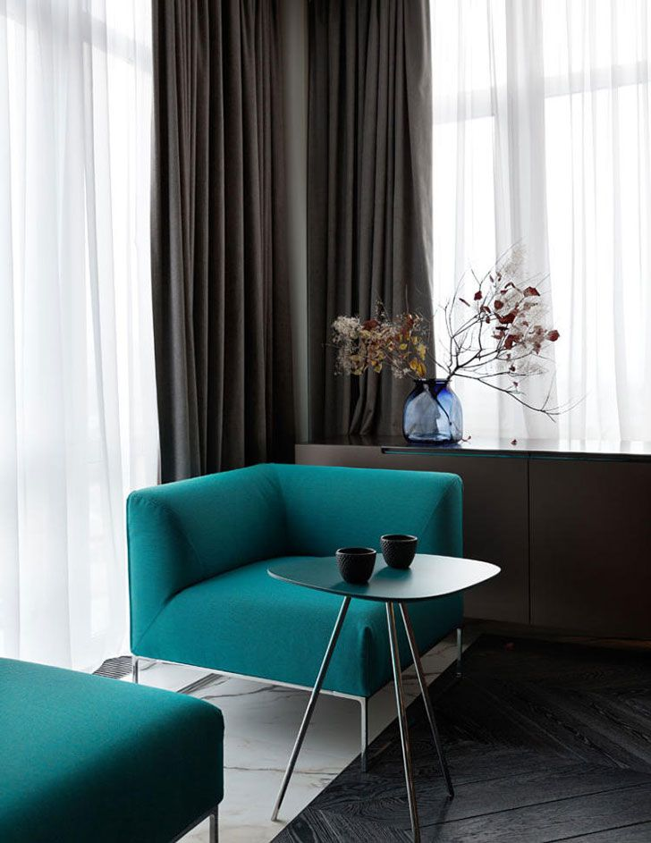 Modern piece of furniture (see more) #apartment #modern #big #minimalist #chair #designer #decor #home #flat #modern #contemporary