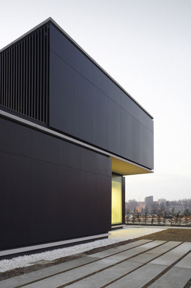 Homeless Shelter in Pamplona by Javier Larraz Arquitectos