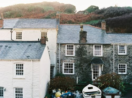 early morning // Cornwall, England  On my list.
