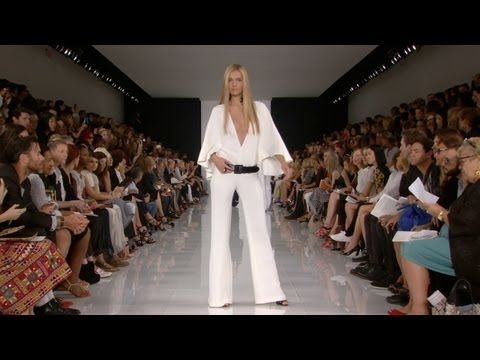 Ralph Lauren Collection Spring 2014 - YouTube