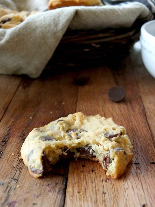 Cassava Flour Chocolate Chip Cookies made with Otto's Naturals Cassava Flour   Cook It Up Paleo