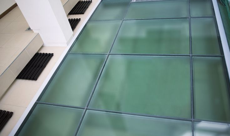 New Fire-Rated Glass Floor System from TGP Combines Life Safety and Design Advantages