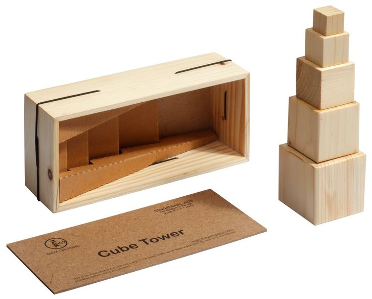 Cube Tower from Lal10.com