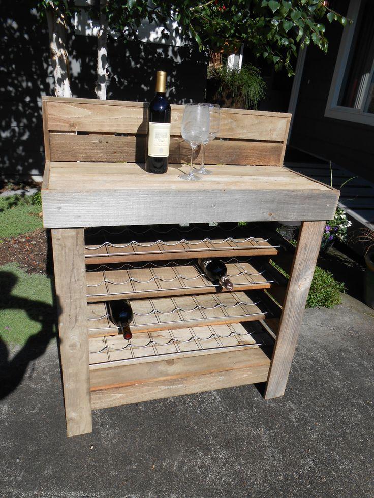 Old Fence Board Furniture