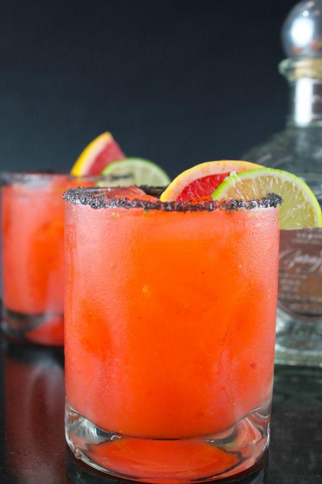 Casa Noble Strawberry Paloma Cocktail