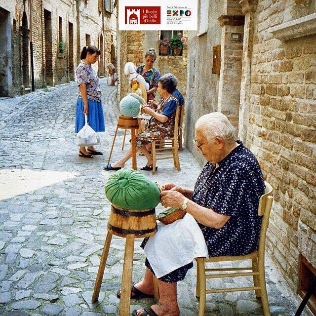 MARCHE:Offida-Ap--I Borghi più Belli d'Italia- #Expo2015 #WonderfulExpo2015 #ExpoMilano2015 #Wonderfooditaly #MadeinItaly #slowfood #FrancescoBruno @frbrun www.blogtematico.it/?lang=en frbrun@tiscali.it