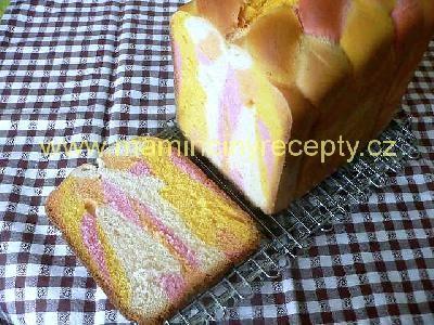 Duhový chlebíček