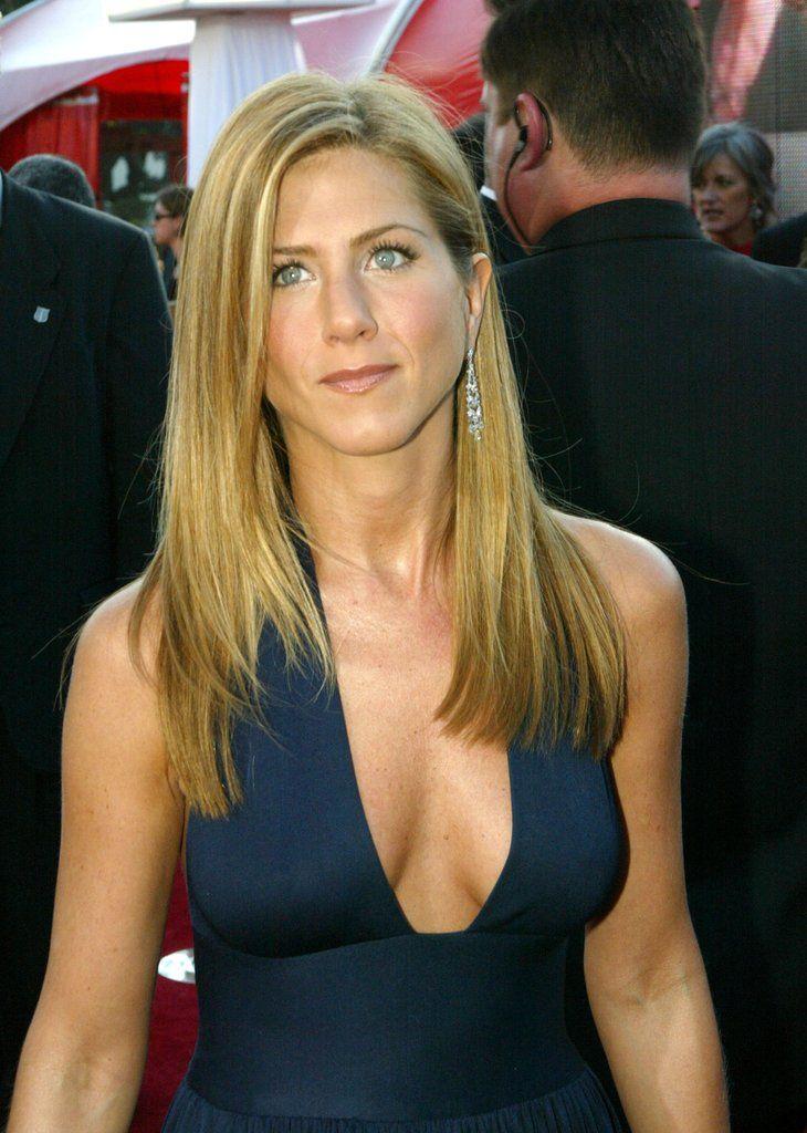 Jennifer Aniston 2003 Source: Getty/Matthew Imaging
