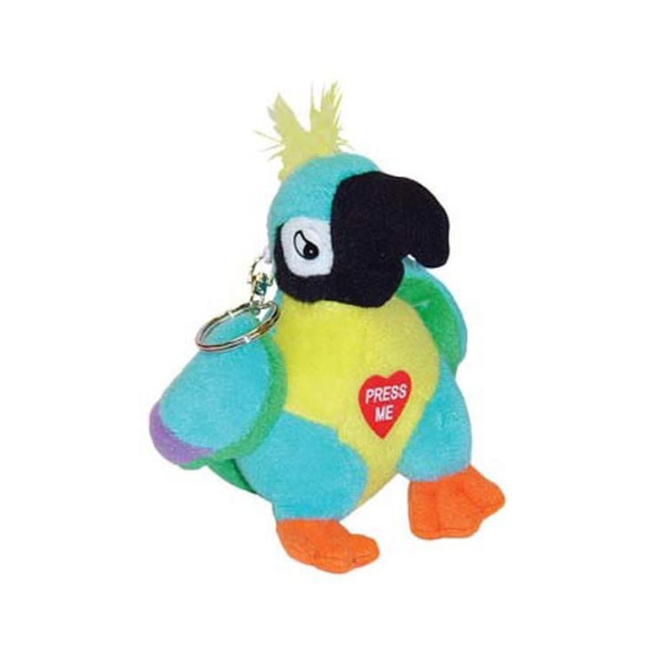 Swearing Parrot Keyring, funny gift for men, funny gift for him, funny gifts for brother, funny gifts for sister funny gifts for co-worker, funny profanity gift, funny swearing gifts