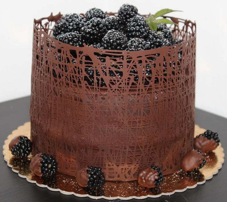 chocolate - Cake by martipa