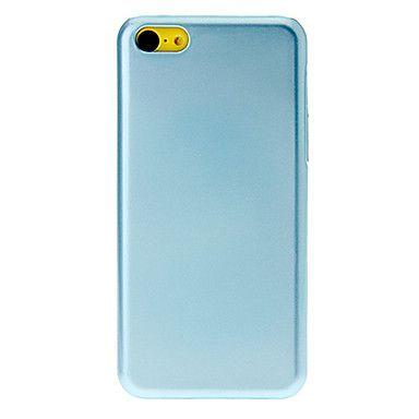Ultra-Thin Solid Kleur gepolijst PC Hard Case voor iPhone 5C (verschillende kleuren) – EUR € 2.87