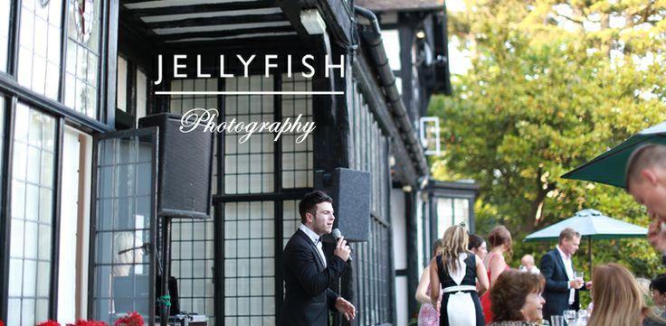 JELLYFISH PHOTOGRAPHY WEDDING EDGEWARE BURY HOTEL