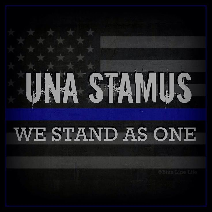UNA STAMUS WE STAND AS ONE