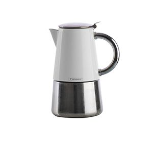 White Novo Espresso Maker by Typhoon