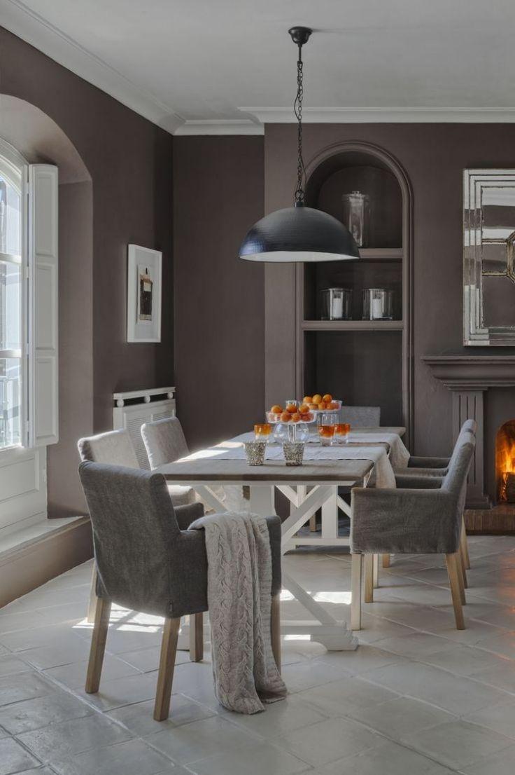 25+ best wandfarbe taupe ideas on pinterest | burgunderrotes dekor ... - Wohnzimmer Taupe