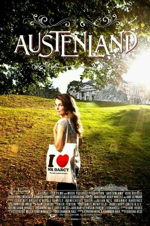 """""""Austenland"""" -Starring Keri Russell. Definitely going to see this when it comes out.. :)"""