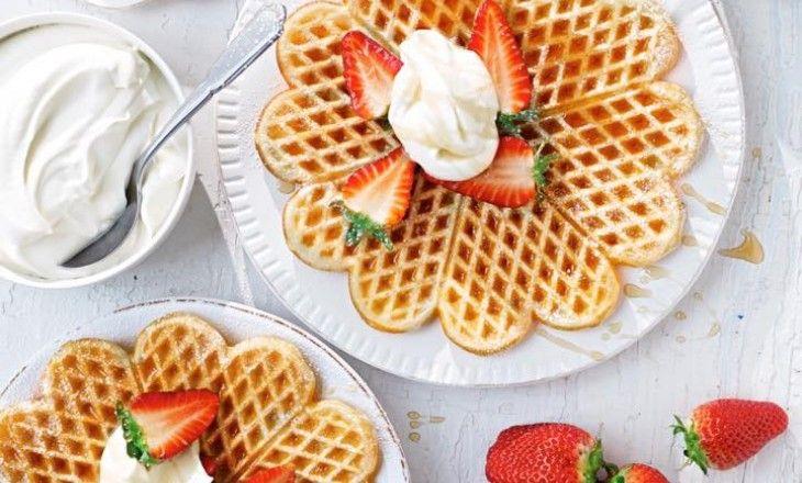 Starta dagen med en riktigt lyxfrukost. Gott och enkelt.